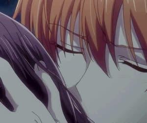 anime, anime girl, and soma kyo image
