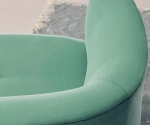chairs, upholstery, and green image
