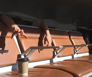 brown, caffeine, and seating image