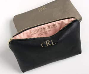 etsy, secret message, and cosmetic bag image
