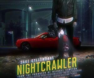 film, jake gyllenhaal, and nightcrawler image
