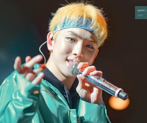 blonde, k-pop, and key image