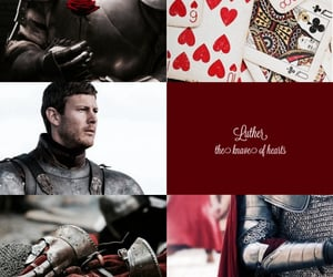aesthetic, burgundy, and character image