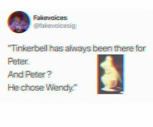 always, tinkerbell, and chose image