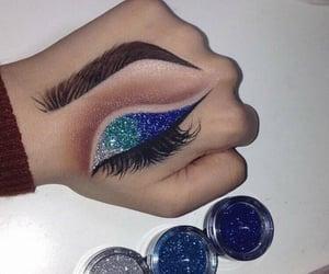 beautiful, beauty, and blue image