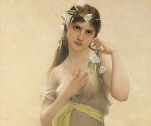fine art, Oil Painting, and classic art image