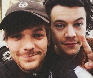 couple, boyfriends, and larry stylinson image