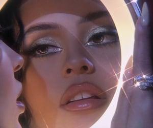 makeup, alexa demie, and euphoria image