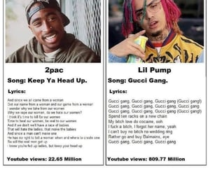 2pac, Lyrics, and tupac image