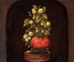 Halloween, illustration, and tomato image