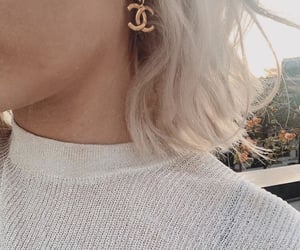 chanel, fashion, and jewerly image