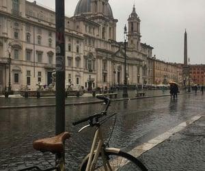 aesthetic, city, and rain image
