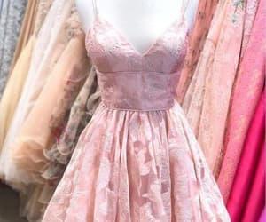homecoming dresses pink image