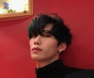 aesthetic, asian boy, and beauty image