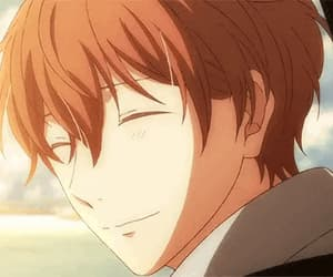 anime, handsome, and smile image