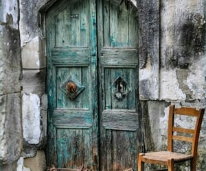 aesthetic and door image