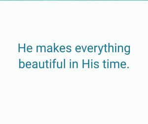 beautiful, he, and time image