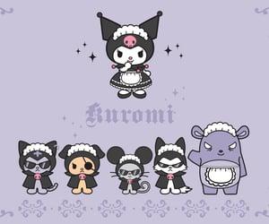 kuromi, kuromi's 5, and konmi image