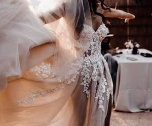aesthetic, bridal, and chic image