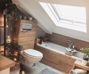 bathroom, decor, and design image