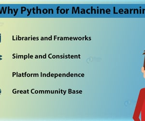 programming, machine learning, and datascience image