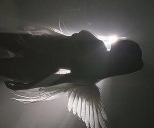 ariana grande, angel, and ariana image