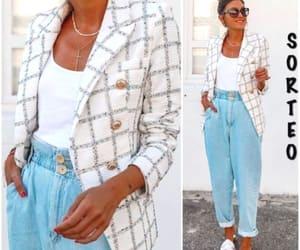 blazer, neutral, and classy image
