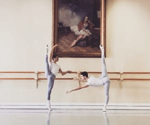 art, ballet, and boys image