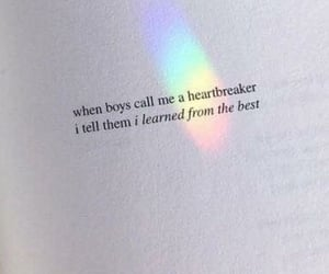 boys, heartbreaker, and learned from the best image