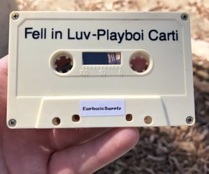 playboi carti and fell in luv image
