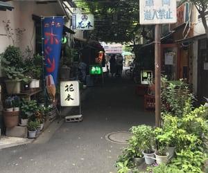 asakusa, street, and japan image