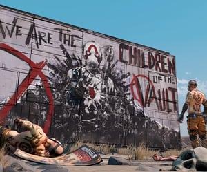 bandit, billboard, and children of the vault image