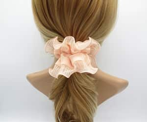 etsy, hair scrunchies, and hairscrunchies image