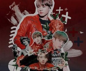 edit, jeon jungkook, and jungkook edit image