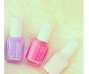 nailpolish, summercolors, and nails image