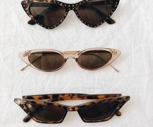 sunglasses, fashion, and chic image