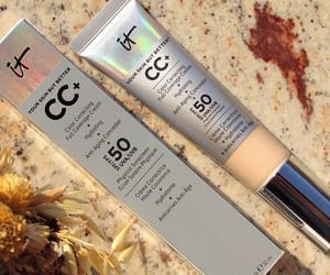 Foundation, makeup, and cc cream image