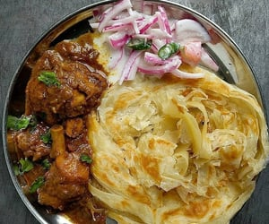 food, india, and mutton image