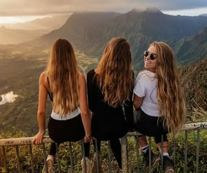 friends, girls, and goals image
