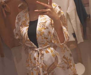 aesthetic, kimono, and outfit image