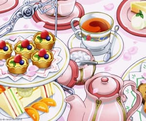 anime, tea party, and ouran highschool image