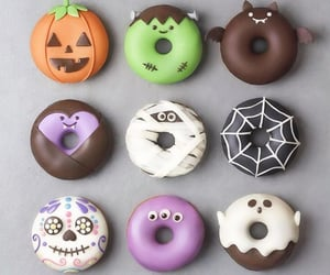 Halloween, dessert, and food image