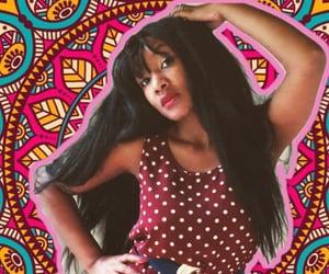 aretha, big hair, and black image