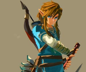 game, link, and the legend of zelda image