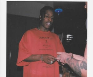 rapper, rocky, and asap rocky image