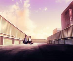 anime, gif, and minato image