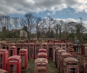 abandoned, photography, and communication image