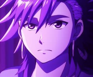 anime, gif, and Sinbad image