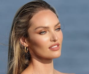 beauty, candice swanepoel, and angelcandices image