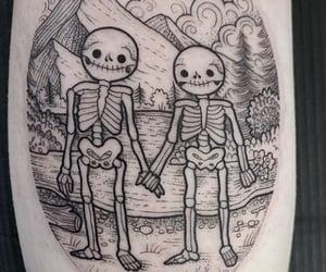 black, ink, and Relationship image